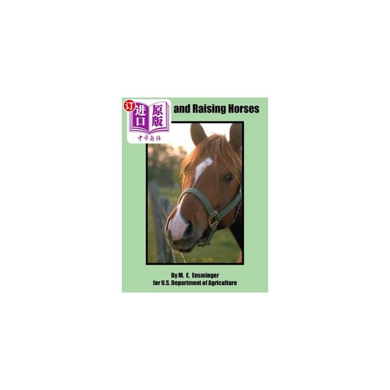 【中商海外直订】Breeding and Raising Horses 海外发货,付款后预计2-4周到货