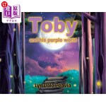 【中商海外直订】Toby and His Purple World