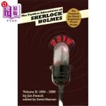 【中商海外直订】The Further Adventures of Sherlock Holmes (Part II: