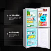 KONKA/康佳 BCD-182冰箱�p�T式家用小型�p�_�T�冰箱租房�能冰箱