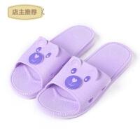 家用夏季家用浴室防滑拖鞋居家室内托鞋男士夏情侣女式可爱家居凉拖鞋SN3998