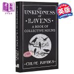【中商原版】英国地道英文语言天赋系列:集合名词 英文原版 An Unkindness of Ravens: A Boo