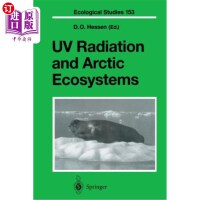 【中商海外直订】UV Radiation and Arctic Ecosystems
