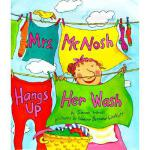 【预订】Mrs. McNosh Hangs Up Her Wash Y9780694010769