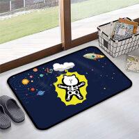 卡通脚垫门垫进门地垫家用浴室吸水厨房卫生间卧室地毯防滑地板垫