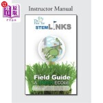 【中商海外直订】The First Tee STEM-Links Field Guide Instructor Man