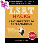 【中商海外直订】LSAT Preptest 74 Explanations: A Study Guide for LS