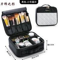 多功能化妆品收纳箱包大容量多层手提化妆包女便携跟妆师