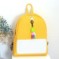 幼儿园书包定制logo印字广告大中小培训班学生儿童定做学前班书包
