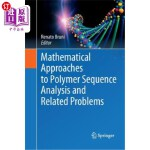 【中商海外直订】Mathematical Approaches to Polymer Sequence Analysi