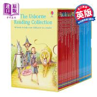 【中商原版】Usborne My Third Reading Library 40 book box set 尤斯伯恩第