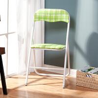 [当当自营]好事达 布面扇形折椅绿色条纹7255 椅子 折叠休闲椅 电脑椅