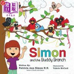 【中商海外直订】Simon and the Buddy Branch