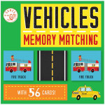 Games on the Go!Vehicles Matching 前进游戏!汽车记忆配对