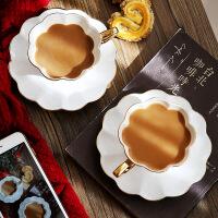 英式红茶杯咖啡杯碟套装欧式陶瓷花茶杯下午茶茶具套装