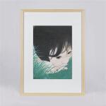 焦洋・糖果(艺术家限量签名画)