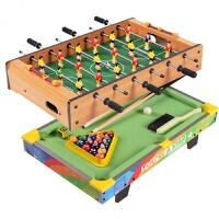 桌上足球 �p人��鹉泻� �和�桌上足球 桌面桌球手�幼闱蜃烙�蚺_玩具套餐�p人桌游