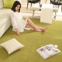 地毯卧室床边毯客厅地垫毛绒房间满铺儿童茶几毯沙发加厚简约家用 0.8x2米 送爱心