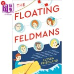 【中商海外直订】The Floating Feldmans