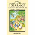 Peter Rabbit and Eleven Other Favorite Tales(【按需印刷】)