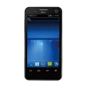 【当当自营】 ZTE中兴 U795+ 3G手机 智能手机 TD-SCDMA/GSM(黑色)
