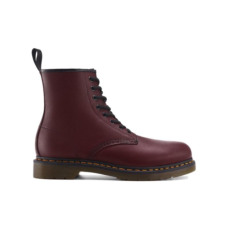 网易严选 男士潮流经典软面马丁靴软面头层牛皮,潮流舒适实穿升级