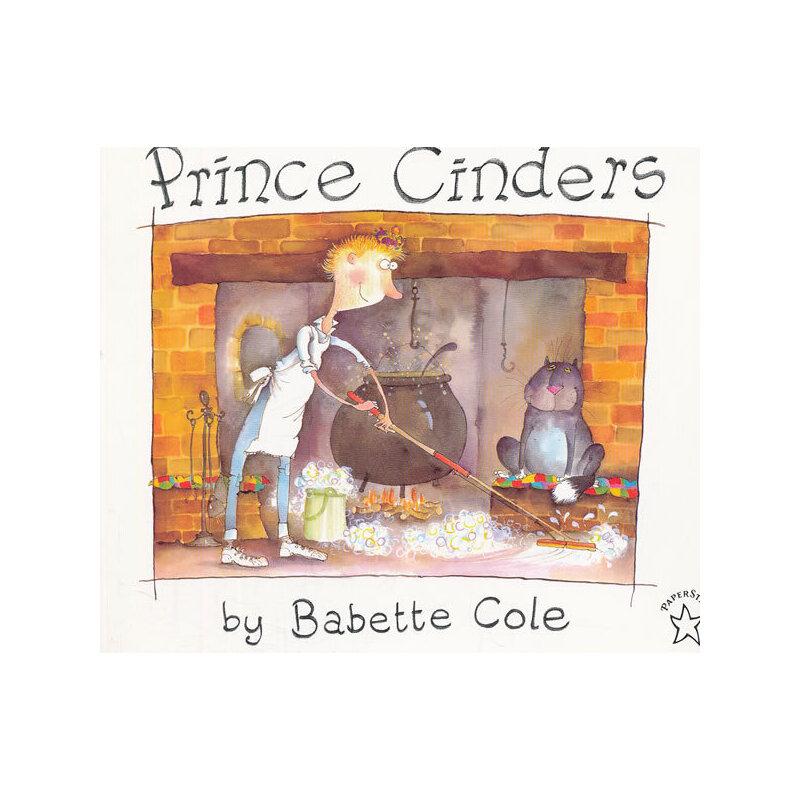 Prince Cinders 灰王子 ISBN 9780698115545