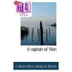 【中商海外直订】A Captain of Men