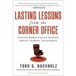 【预订】Lasting Lessons from the Corner Office Essential Wisdom