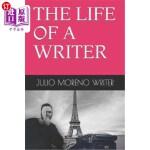 【中商海外直订】The Life of a Writer