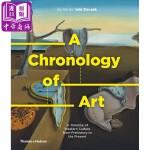 【中商原版】艺术年表:从史前到现代的西方文化时间轴 英文原版 A Chronology Of Art:A Timeli