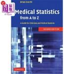 【中商海外直订】Medical Statistics from A to Z: A Guide for Clinici