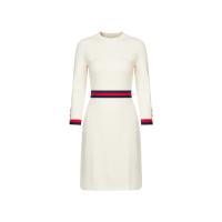 网易严选 优雅50'S年代-女式经典优雅连衣裙