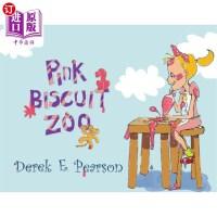 【中商海外直�】Pink Biscuit Zoo