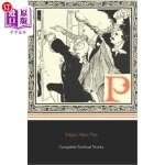 【中商海外直订】Edgar Allan Poe's Complete Poetical Works