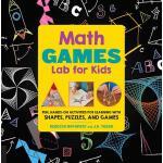 【预订】Math Games Lab for Kids: Fun, Hands-On Activities for L