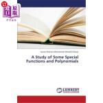 【中商海外直订】A Study of Some Special Functions and Polynomials