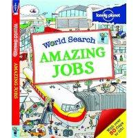 World Search:Amazing Jobs神奇的工作(LP孤独星球找找看系列)ISBN978174321919