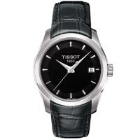 天梭 (TISSOT) 库图系列石英女表T035.210.16.051.00