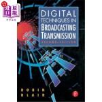 【中商海外直订】Digital Techniques in Broadcasting Transmission