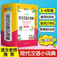 小学生现代汉语小词典 彩图大字版 小学生专用现代汉语词典 品牌辞书