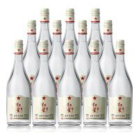 红星二锅头 42度 红星百年兼香陈酿5 兼香型白酒 500ml*12瓶整箱装
