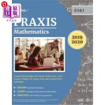 【中商海外直订】Praxis Mathematics Content Knowledge 5161 Study Gui
