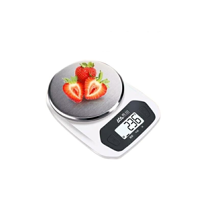 香山电子秤厨房秤EK802家用烘焙秤珠宝迷你食物称克秤0.1g高精度电子秤