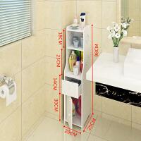 卫生间置物架落地浴室马桶边柜洗漱台厕所收纳柜水卫生间储物柜