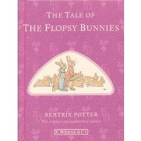 110th Anniversary Peter Rabbit Books: The Tale of the Flopsy Bunnies 彼得兔系列:小兔佛罗斯的故事 ISBN 9780723267799