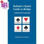 【中商海外直订】Belinda's Quick Guide to Bridge: Updated & Expanded