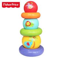 球彩虹叠叠球叠叠乐手抓球婴儿球类玩具球6-12个月宝宝玩具