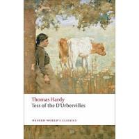 英文原版 德伯家的苔丝(牛津世界经典) Tess of the d'Urbervilles
