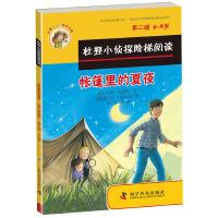 杜登小侦探阶梯阅读:第二级--帐篷里的夏夜、两个好朋友
